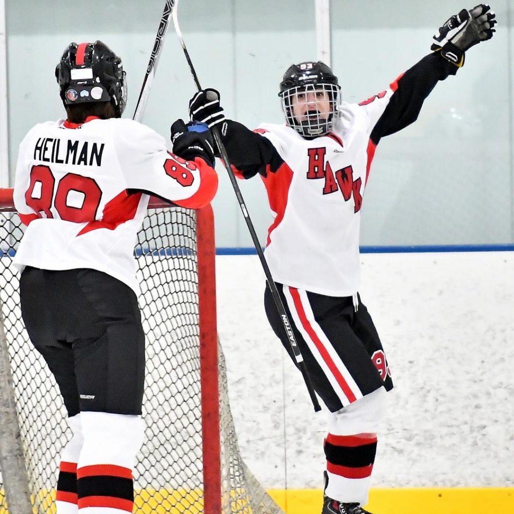 Hawks Women's Ice Hockey